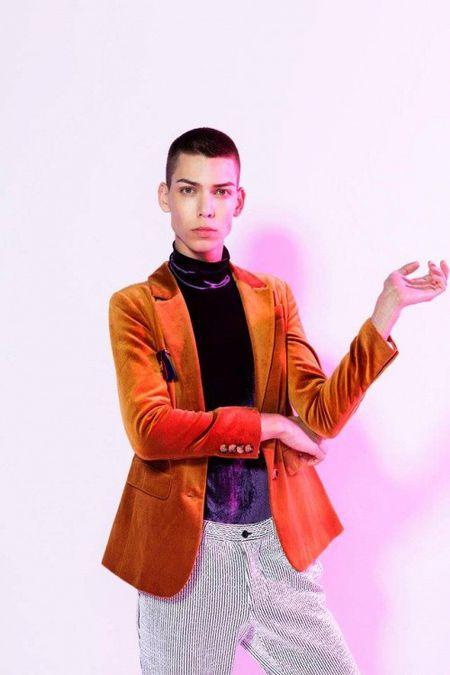 Tiep tuc phien ban nam - nu, Next Top Model Ha Lan quy tu dan thi sinh 'mo mang' vo cung ca tinh - Anh 10