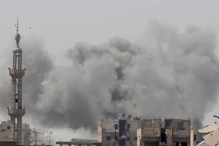 Khoi dong vong dam phan thu 6 ve hoa binh Syria - Anh 1