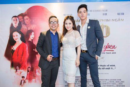 Huong Tram hao hung ung ho dao dien Kawaii Nguyen Tuan Anh ra mat phim moi - Anh 4