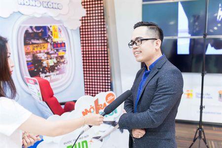 Huong Tram hao hung ung ho dao dien Kawaii Nguyen Tuan Anh ra mat phim moi - Anh 5
