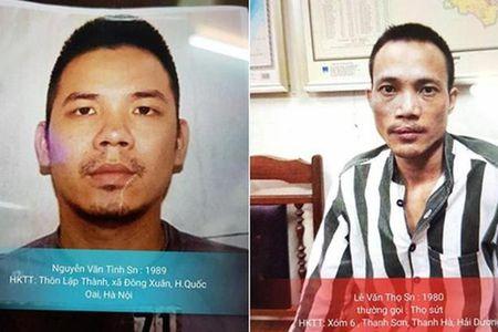Trung tuong Tran Van Ve: Tu tu Tho 'sut' da bi bat o Hai Duong - Anh 1