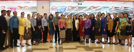Cac hoat dong ben le Dien dan Phu nu 3 nuoc Viet Nam – Lao - Campuchia - Anh 1