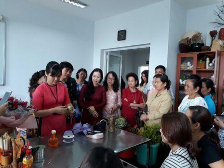 Cac hoat dong ben le Dien dan Phu nu 3 nuoc Viet Nam – Lao - Campuchia - Anh 2