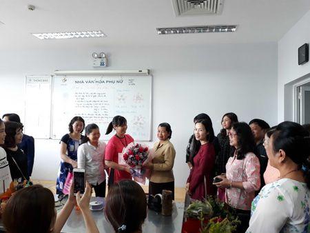 Cac hoat dong ben le Dien dan Phu nu 3 nuoc Viet Nam – Lao - Campuchia - Anh 5