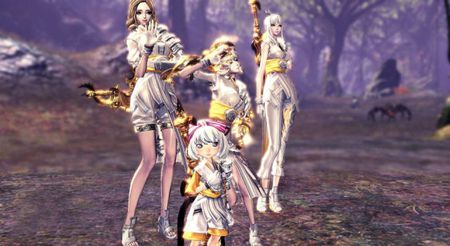 Blade & Soul: Nhung dang game thu thuong xuyen bi... dam thoc nhat trong game - Anh 2