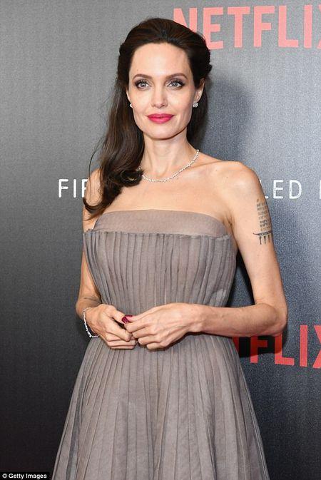 Nha Angelina Jolie co 3 con gai, nhung 2 be trong so do gio da giong het con trai - Anh 9