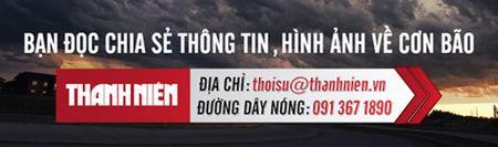 Bao quet qua, Quang Tri thiet hai uoc tinh hang tram ti dong - Anh 2