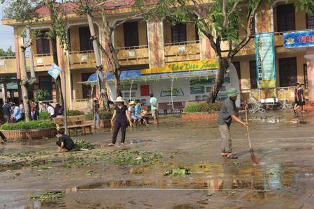 Quang Binh don cac dong ngon ngang cua bao so 10 - Anh 1