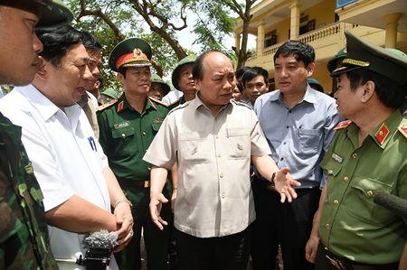 Thu tuong: Nghe An phai huy dong luc luong khac phuc bao so 10 - Anh 1