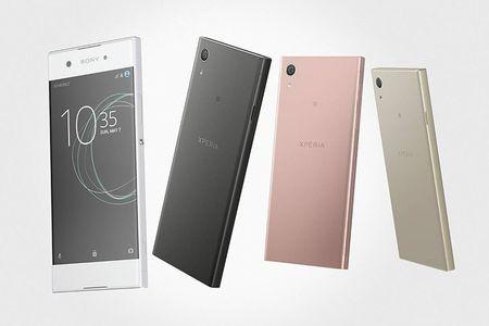 Smartphone chuyen selfie, vien sieu mong cua Sony giam gia hap dan - Anh 1