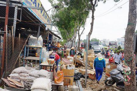 Cuong che 50 ki ot quanh san bay Tan Son Nhat, giao thong roi loan - Anh 2