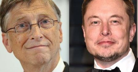 Bi quyet don gian dan toi su thanh cong cua Bill Gates va Elon Musk - Anh 1
