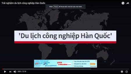 Video: Trai nghiem hinh thuc du lich moi cua Han Quoc - Anh 1