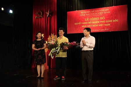'Bo nhiem Giam doc Nha hat Kich Viet Nam se phai theo quy trinh' - Anh 1