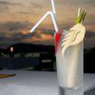 Hướng dẫn cách pha chế Cocktail Siam Sunray