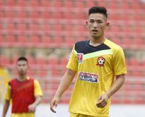 Keven Nguyễn thử việc buổi đầu ở CLB Hải Phòng