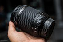 Trên tay và một số hình ảnh chụp thực tế của Tamron 18-200mm F/3.5-6.3 Di II VC