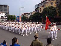 Trực tiếp diễu binh, diễu hành trên đường phố Hà Nội