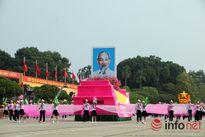 Hình ảnh hùng tráng trong lễ diễu binh tại Quảng trường Ba Đình
