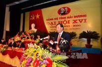 Hải Dương bầu Chủ tịch HĐND, Chủ tịch UBND