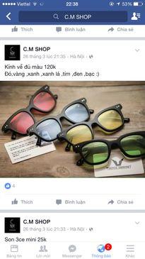 Cảnh báo: Tác hại của kính mắt kém chất lượng ít ai biết đến