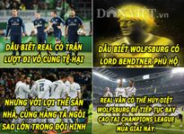 HẬU TRƯỜNG (12.4): Ronaldo 'dạy dỗ' Messi, Real sẽ 'bắn hạ' Wolfsburg