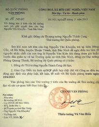 Vụ cán bộ xã chết bất thường ở Bắc Ninh: Gia đình đề nghị khai quật tử thi!