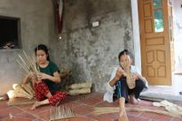Thủ Sỹ (Hưng Yên) – cái nôi lưu giữ nghề truyền thống đan rọ, đan đó