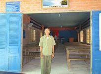 Cựu chiến binh gương mẫu