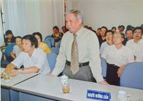 GS. Đỗ Đức Vân, một người thầy của bác sĩ ngoại khoa