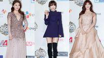 Dàn mỹ nam mỹ nữ xứ Hàn tỏa sáng trên thảm đỏ MAMA 2016