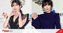 Thảm đỏ MAMA 2016: Taeyeon cực xinh đẹp, đọ sắc 'mười phân vẹn mười' bên Suzy