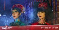 Siêu mẫu Hạ Vy, Phan Hà Phương hóa thân thành 2 'cô đồng' đầy ma mị