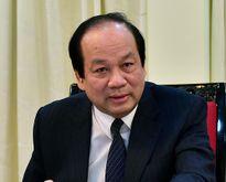 Bộ trưởng, Chủ nhiệm VPCP Mai Tiến Dũng chúc mừng Cổng TTĐT Chính phủ