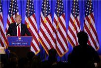 Ông Trump họp báo, bác bỏ 'hồ sơ' về Nga, nói thế giới sẽ tôn trọng Mỹ hơn