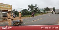 Truy tìm tài xế ô tô gây tai nạn rồi bỏ trốn trên đường Hồ Chí Minh