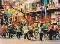 Phong vị tết Hà Nội xưa trong văn Vũ Bằng và Thạch Lam
