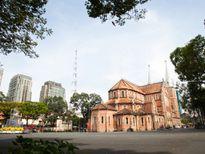 Ngắm Sài Gòn 'khác lạ' trong ngày tết
