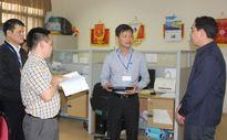 Kiểm tra công vụ đột xuất: Phòng Tiếp công dân phường Phú Thượng 'đóng cửa'