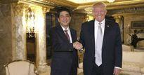 Tổng thống Trump sẽ chơi golf với Thủ tướng Abe