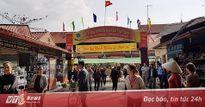 Chợ gốm Bát Tràng đã mở cửa trở lại