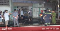 Cháy nổ khủng khiếp tại xưởng in ở TP.HCM