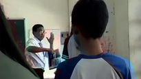 Thầy giáo trần tình vụ đánh lộn với nữ học sinh giữa lớp
