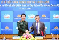 Vietnam Airlines hợp tác Viettel đối phó các cuộc tấn công mạng
