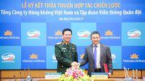 Viettel, Vietnam Airlines ký thỏa thuận hợp tác chiến lược
