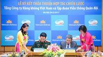 Viettel sẽ hỗ trợ Vietnam Airlines về CNTT, an ninh thông tin…