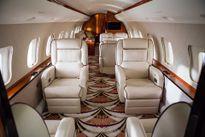 Ngắm không chán máy bay cá nhân như nhà riêng giá hơn 1.100 tỷ đồng