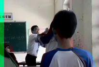 Kỷ luật thầy và trò choảng nhau trong lớp