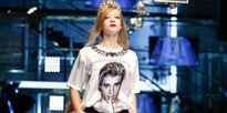 Dolce & Gabbana thể hiện tình yêu với nam ca sĩ Justin Bieber trong BST Thu Đông 2017