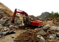 Vĩnh Phúc: Nhiều núi đồi 'biến mất' vì nạn khai thác đất đá